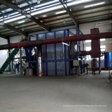 CE & ISO bescheinigt Gummipyrolyse Öl Maschinen kleine Pyrolyse mit besten After Service