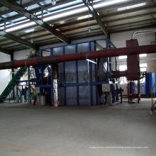 Le CE et l'OIN ont certifié la pyrolyse de machines d'huile de pyrolyse de caoutchouc à petite échelle avec le meilleur après service