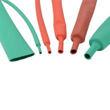 Tubulação resistente ao calor do psiquiatra fino do silicone 600v da parede da isolação do grande diâmetro