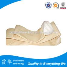 Aramida fibra agulha personalizada saco de filtro líquido para pigmento