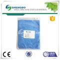 Полотенце для чистки автомобиля Deerskin 21 * 66 см BLUE / GREEN / PINK / YELLOW