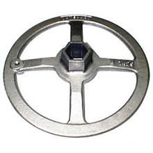Custom Machine Tool Handwheel Stainless Steel Hanwheel