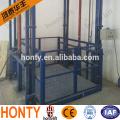 CE billige Rollladenführungsschiene / vertikaler Aufzugsaufzug