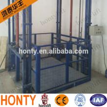trilho de guia linear do baixo preço / elevador vertical do trilho de guia da porta de deslizamento