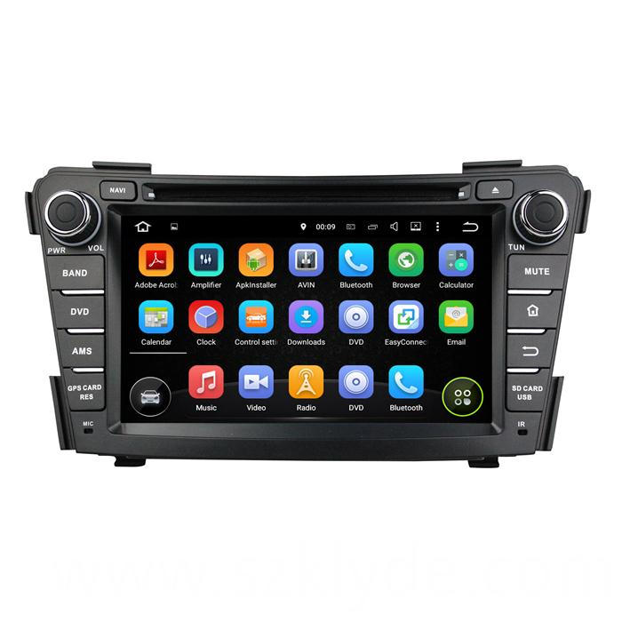 HYUNDAI I40 CAR DVD PLAYER