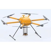 Waterproof Fishing 1.2m Drone Dengan Dispenser Unit