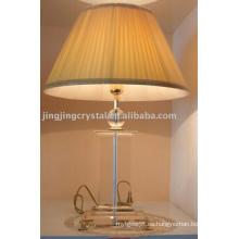 Lámpara de mesa de cristal para Hotel Jd-Cl-14