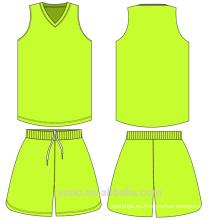 OEM \ ODM de alta calidad de colores de diseño poliéster uniforme deportivo sublimación completa logotipo personalizado últimos jerseys de baloncesto