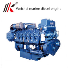 Weichai Series 600hp Marine Diesel Engine with gearbox for boat / ship / Vessels