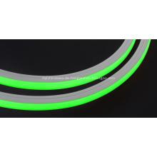 Evenstrip IP68 Dotless 1214 Grünes Top Bend Led Streifen Licht
