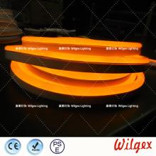 Neon light flexible bendable light