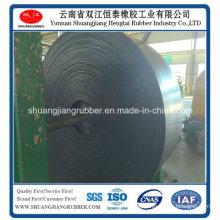 Driving Belt Rubber Conveyor Belt ISO Proof