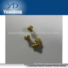 Brass nozzles,Tiny hole nozzle, Brass parts, brass cnc parts