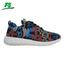 2015 flyknit tênis, flyknit calçados esportivos, tecido tecido tênis