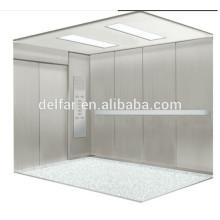 CE genehmigt Maschinenraum Bett Aufzug 1600kg