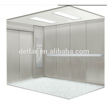 CE Approved Machine Room Bed Elevator 1600kg