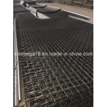 High Tensile Steel Screen 65mn with High Quality