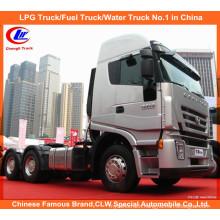 15mt 18mt 20mt 25mt Pulling Capacity Iveco 6*4 Tractor Truck