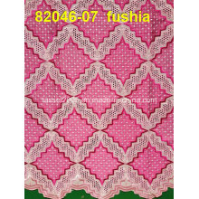 Hot Sell Swiss Voile Lace em 2015 (82046)