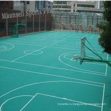 Крытый /Открытый корт для мини-футбола этаж/PP этаж