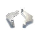 Custom Metal aluminum CNC machining rapid prototyping
