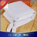 Couverture de massage électrique en polyester King / Queen avec protection contre les surintensités