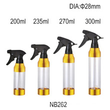 200ml Pet Bottle with Mini Trigger Sprayer (NB262)