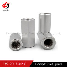 Galvanized Threaded rod coupler tie rod nut