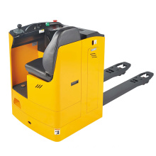Xilin 2000kg 4400lbs Seated Pallet Truck Electric Pallet Truck with AC motor