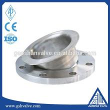 ANSI standard carbon steel lap joint flange