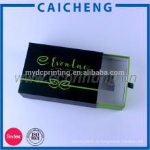 Almohada de calidad en forma de caja de regalo de papel cartón 5x7 Envasado de cosméticos