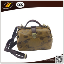 Fashion Latest Ladies Calf Leather Handbag (HJ5156)