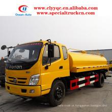 FOTON 4X2 água bowser 10000 litros camião cisterna de água para venda quente