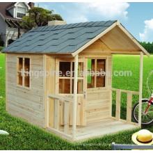 Holz Kinder spielen Haus Cubby House / Haustierhaus