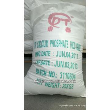 Fosfato tricálcico BP2009 grado alimenticio