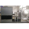 Integrierter Wasserkühlturm mit Kreislaufsystem