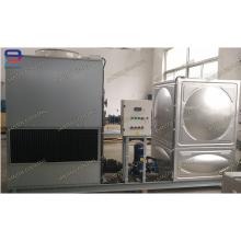 5 Ton Superdyma circuito cerrado de flujo de flujo GTM-1 torre de enfriamiento húmedo para GSHP condensador de agua