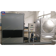 5 Ton Superdyma circuito fechado contador Fluxo GTM-1 torre de resfriamento molhado para condensador de água GSHP