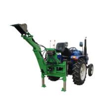 Excavatrice-pelleteuse pour tracteur à déplacement latéral (série BH5)