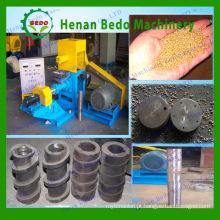 China Máquina de alimentação de peixe totalmente automático / Flutuante alimentação de peixe extrusora maquinaria / linha de produção de alimentos para peixes 008618137673245