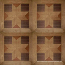 Reclaimed Französisch Eiche Versailles Boden Engineered Wooden Mosaic Flooring