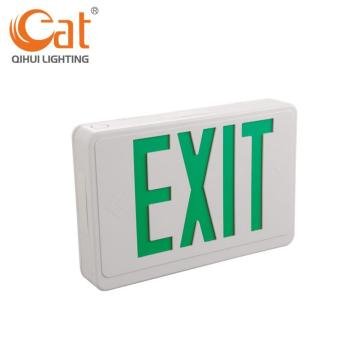 With Lithium Battery Backup Emergency LED Exit Sign