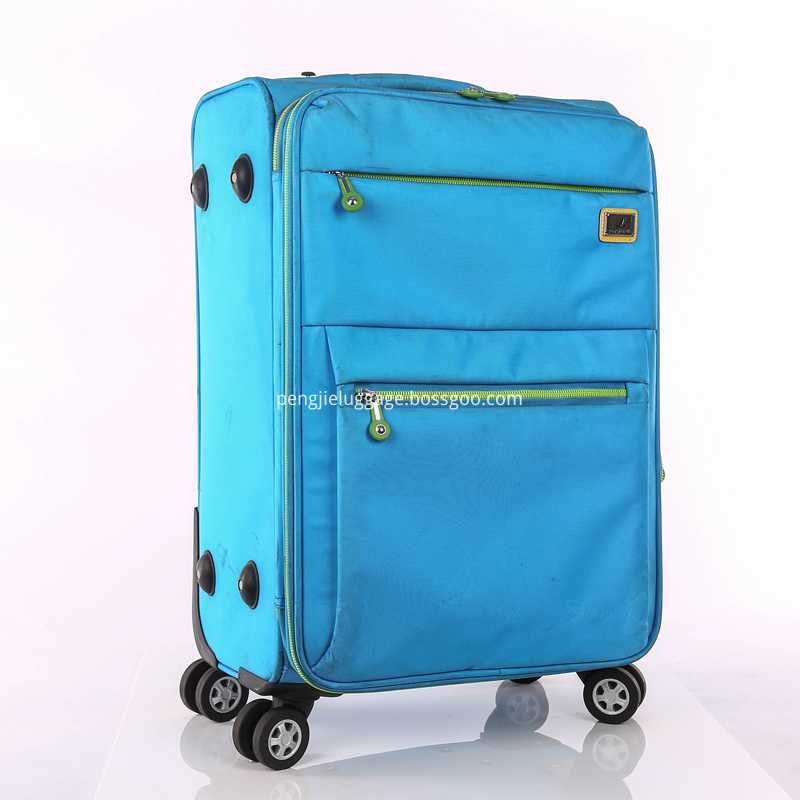 waterproof fabric travel luggage
