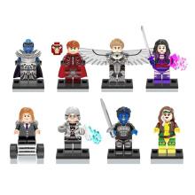 Blocs de figurines en plastique de caractère ABS Marvel 10258575