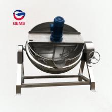 Коммерческая машина для приготовления чили-соуса с наклонным чайником