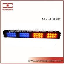 Deck azul vermelho luz LED Strobe luz de advertência para carro (SL782)