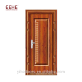Nigeria steel bedroom door with frame