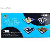 4 в 1 игра шахматы игрушки для детей
