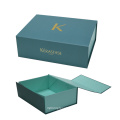 Custom Magnet Folding Paper Pack Gift Cosmetic Box