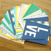"3X4 ""Amor Doble Impresión Lateral DIY Scrapbook Paper"